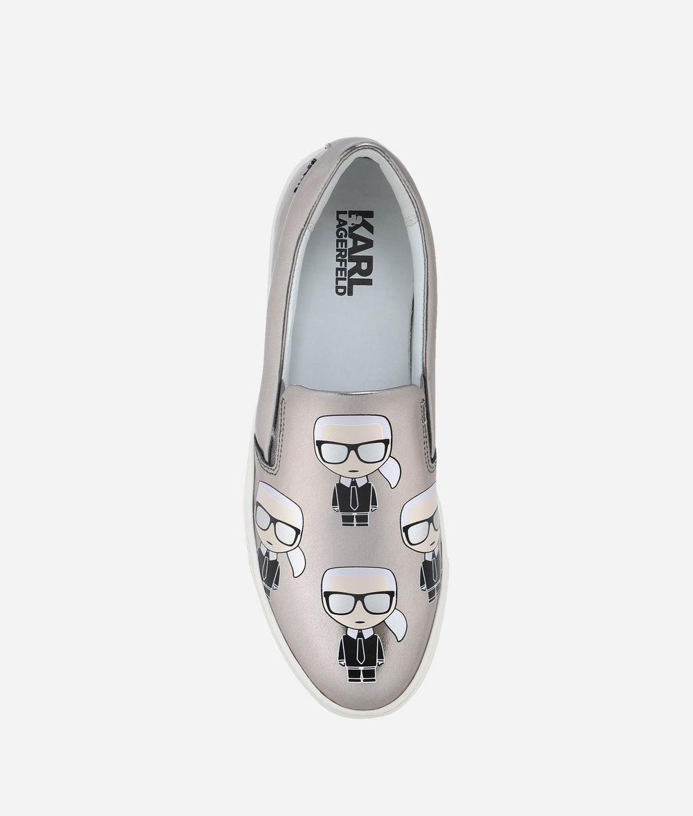 KARL LAGERFELD KUPSOLE SLIP-ON SNEAKER Sneakers Woman d