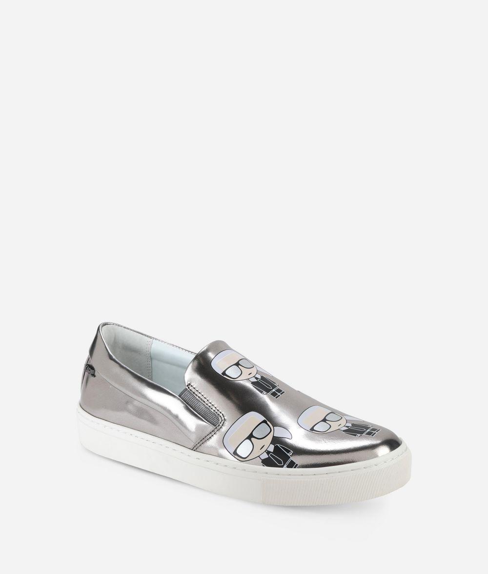 KARL LAGERFELD KUPSOLE SLIP-ON SNEAKER Sneakers Woman f