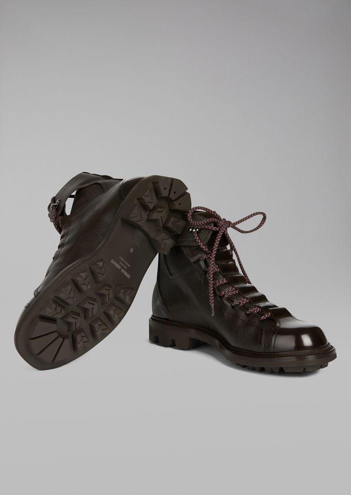 GIORGIO ARMANI Ankle Boots Man a