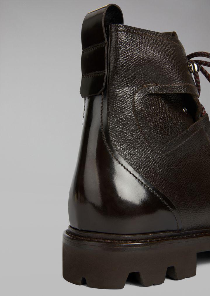 GIORGIO ARMANI Ankle Boots Man e