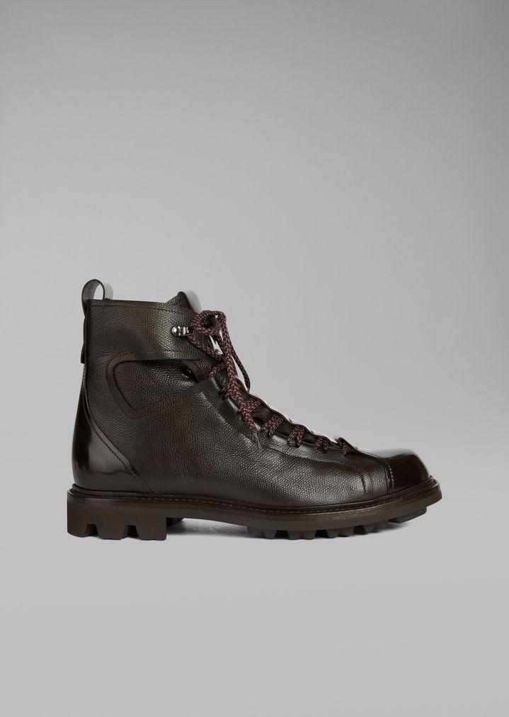 GIORGIO ARMANI Ankle Boots Man f