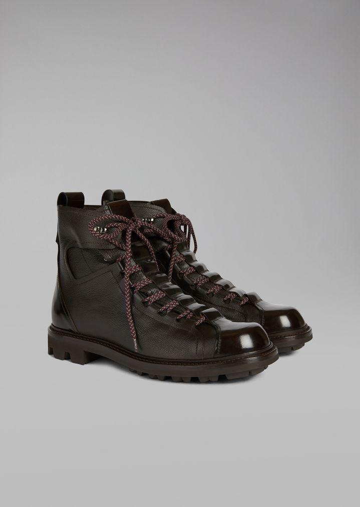 GIORGIO ARMANI Ankle Boots Man r