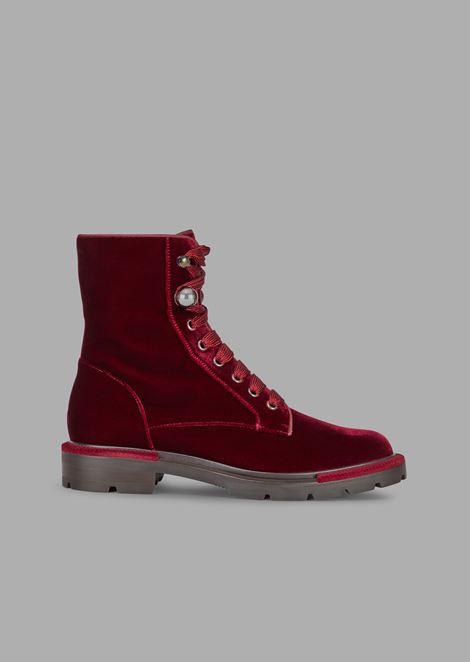 GIORGIO ARMANI Boots [*** pickupInStoreShipping_info ***] f