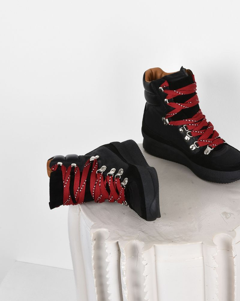 BRENDTY boots ISABEL MARANT
