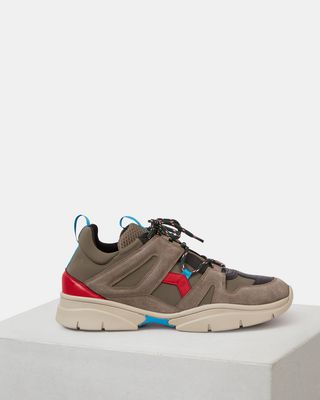 ISABEL MARANT SNEAKERS Man KINDSAY H sneakers d