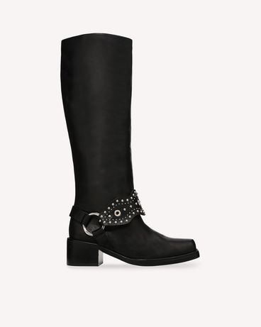 REDValentino QQ0S0B52SSM 0NO Boot Woman a
