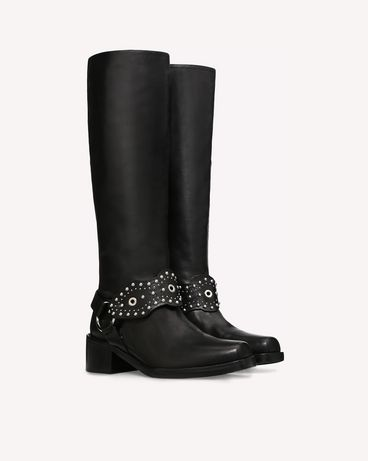 REDValentino QQ0S0B52SSM 0NO Boot Woman f