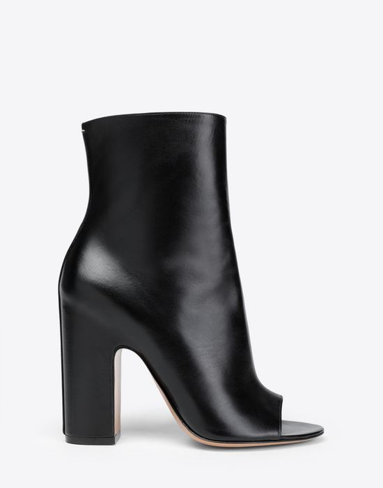 5594494cafca MAISON MARGIELA Open-toe heels Ankle boots      pickupInStoreShipping info