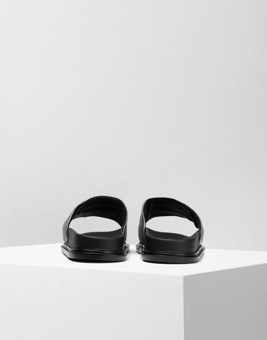 MM6 MAISON MARGIELA Calfskin sandals Sandals [*** pickupInStoreShipping_info ***] d