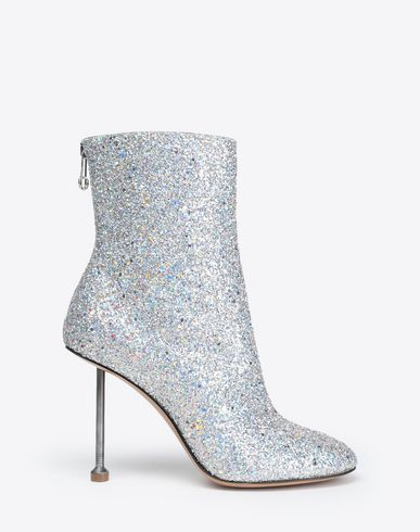MAISON MARGIELA Ankle boots [*** pickupInStoreShipping_info ***] Glitter boots  f