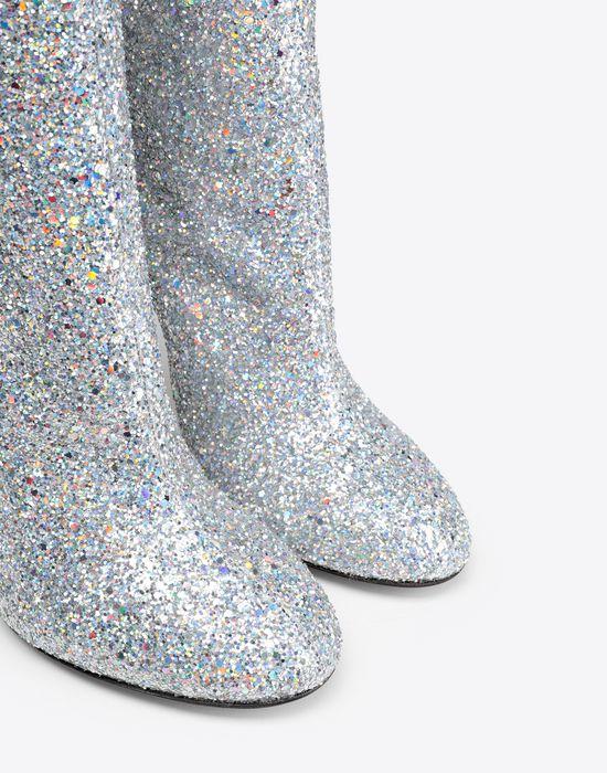 MAISON MARGIELA Glitter boots  Ankle boots [*** pickupInStoreShipping_info ***] a
