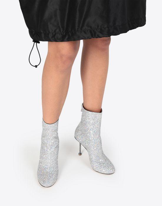 MAISON MARGIELA Glitter boots  Ankle boots [*** pickupInStoreShipping_info ***] b