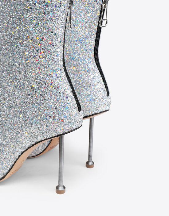 MAISON MARGIELA Glitter boots  Ankle boots [*** pickupInStoreShipping_info ***] e