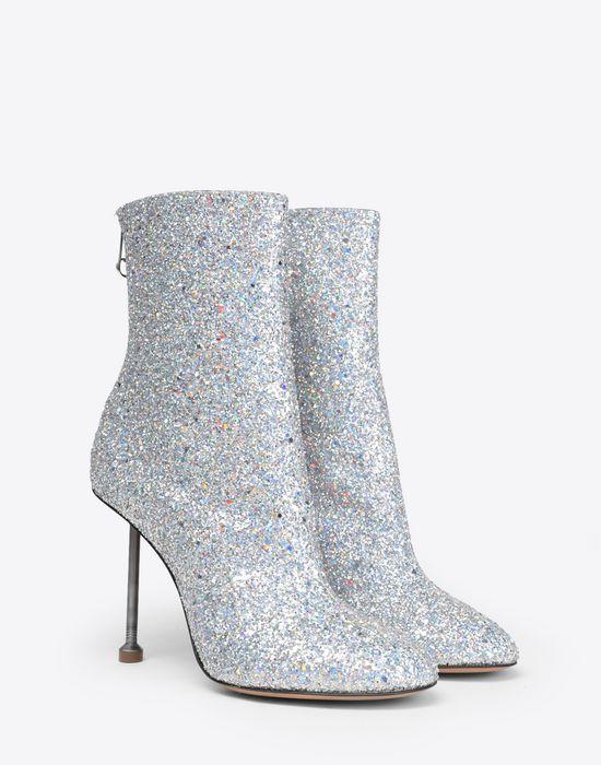 MAISON MARGIELA Glitter boots  Ankle boots [*** pickupInStoreShipping_info ***] r