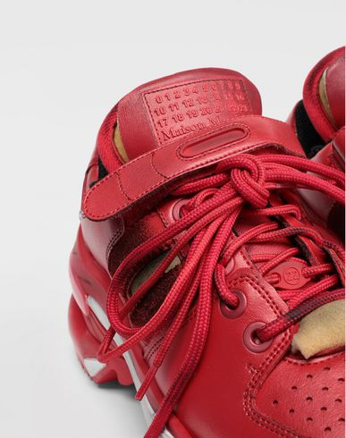 SHOES Low-top  'Retro Fit' sneakers  Red