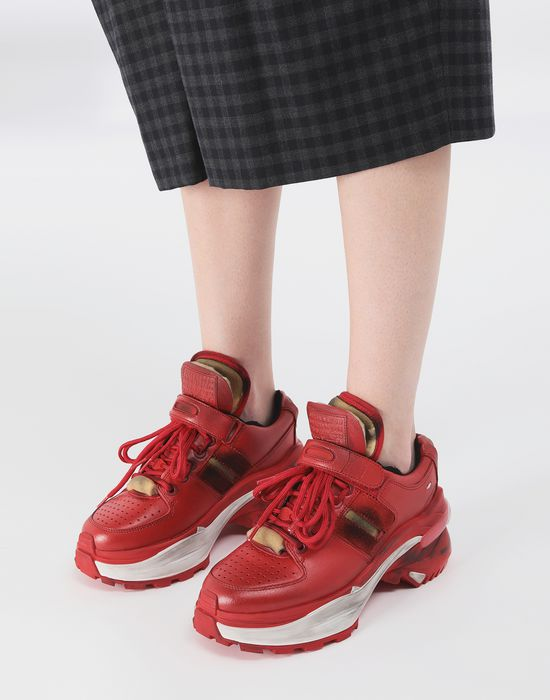 MAISON MARGIELA Low-top 'Retro Fit' sneakers  Sneakers [*** pickupInStoreShipping_info ***] r