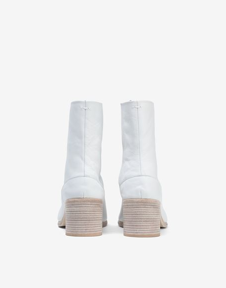 MAISON MARGIELA Light brushed Tabi high boots Ankle boots Man e