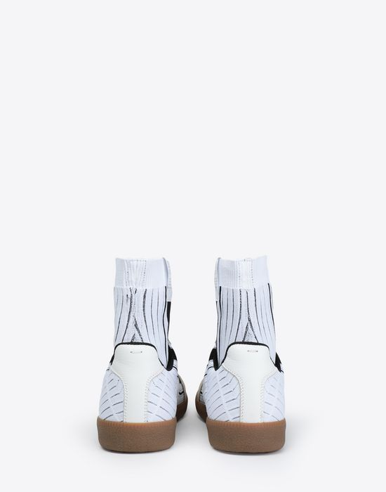 MAISON MARGIELA Replica high-top sock sneakers Sneakers [*** pickupInStoreShippingNotGuaranteed_info ***] d