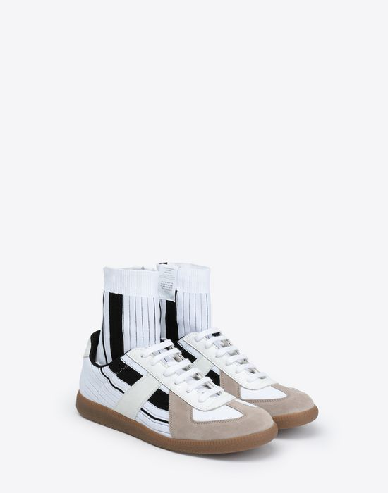MAISON MARGIELA Replica high-top sock sneakers Sneakers [*** pickupInStoreShippingNotGuaranteed_info ***] r