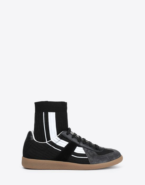 MAISON MARGIELA Replica high-top sock sneakers Sneakers [*** pickupInStoreShippingNotGuaranteed_info ***] f