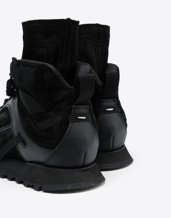 MAISON MARGIELA High top Security sock runners Sneakers [*** pickupInStoreShippingNotGuaranteed_info ***] e