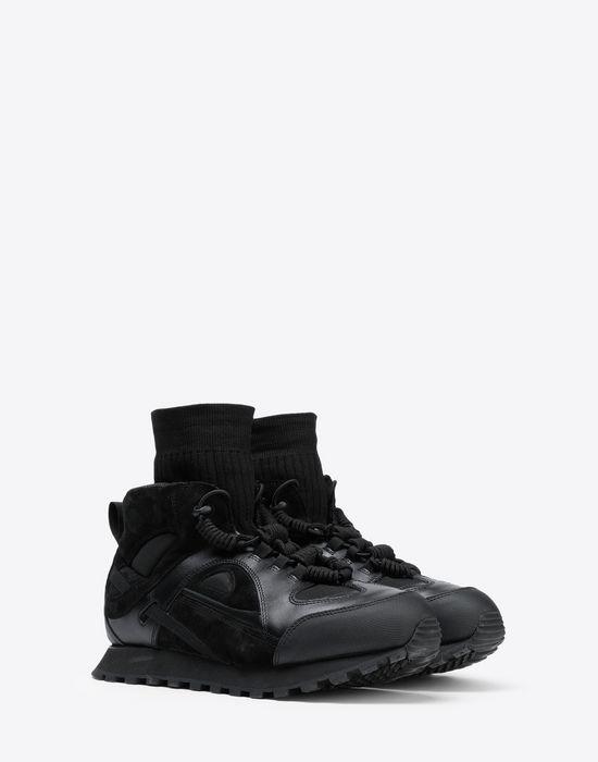 MAISON MARGIELA High top Security sock runners Sneakers [*** pickupInStoreShippingNotGuaranteed_info ***] r