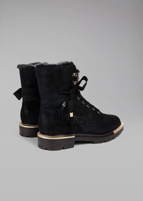 GIORGIO ARMANI Boots Woman d