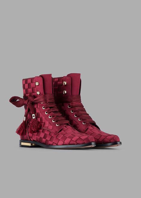 GIORGIO ARMANI Boots Woman r