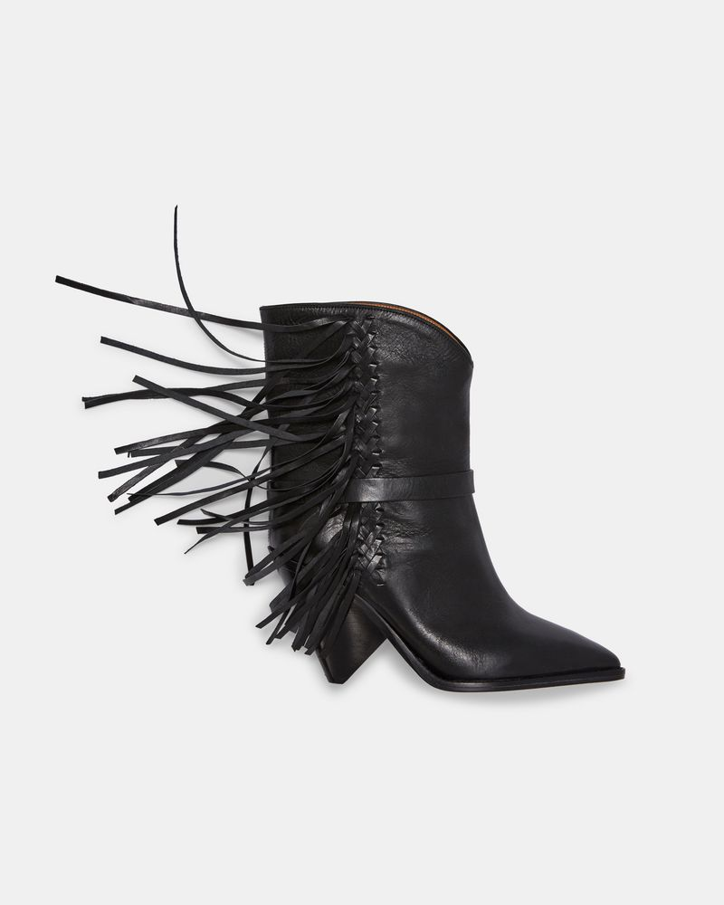 LOFFEN fringed ankle boots ISABEL MARANT