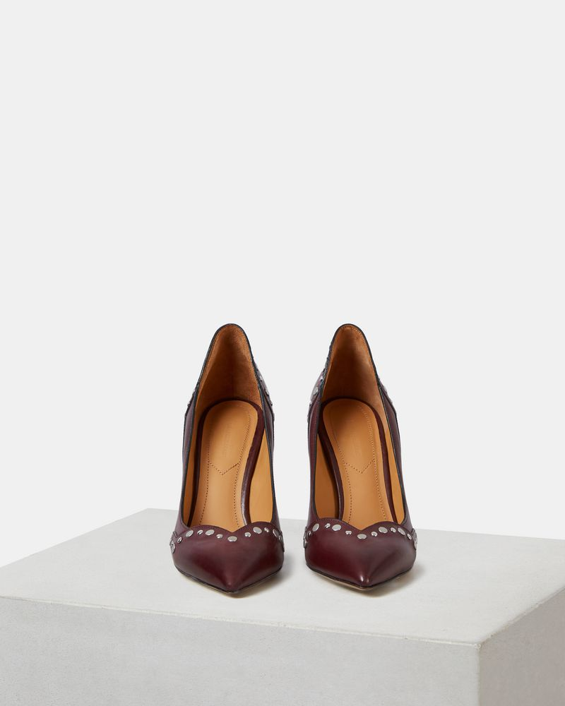 PONROE high heels ISABEL MARANT