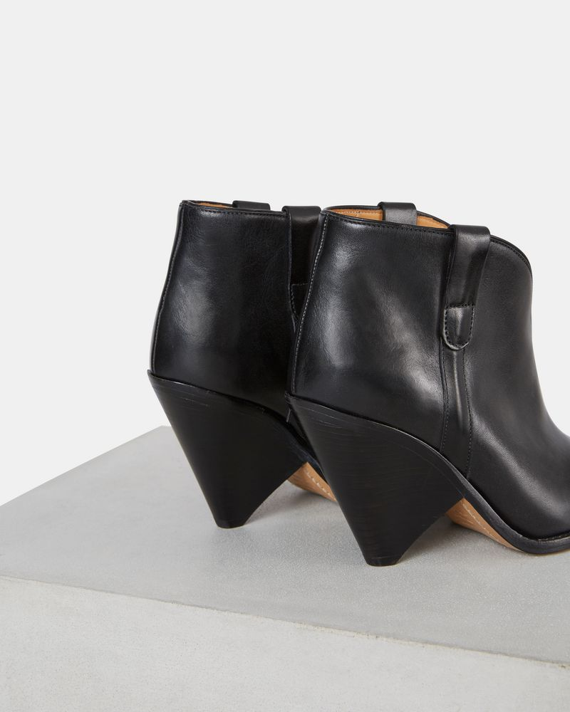 Bottines LENSTAM ISABEL MARANT