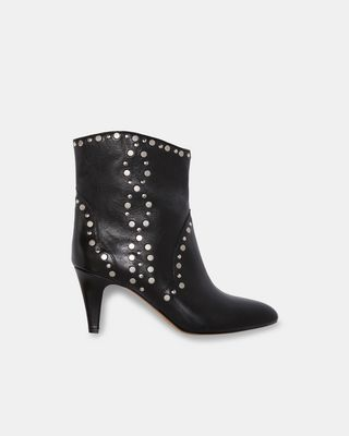 DRAZEE studded ankle boots