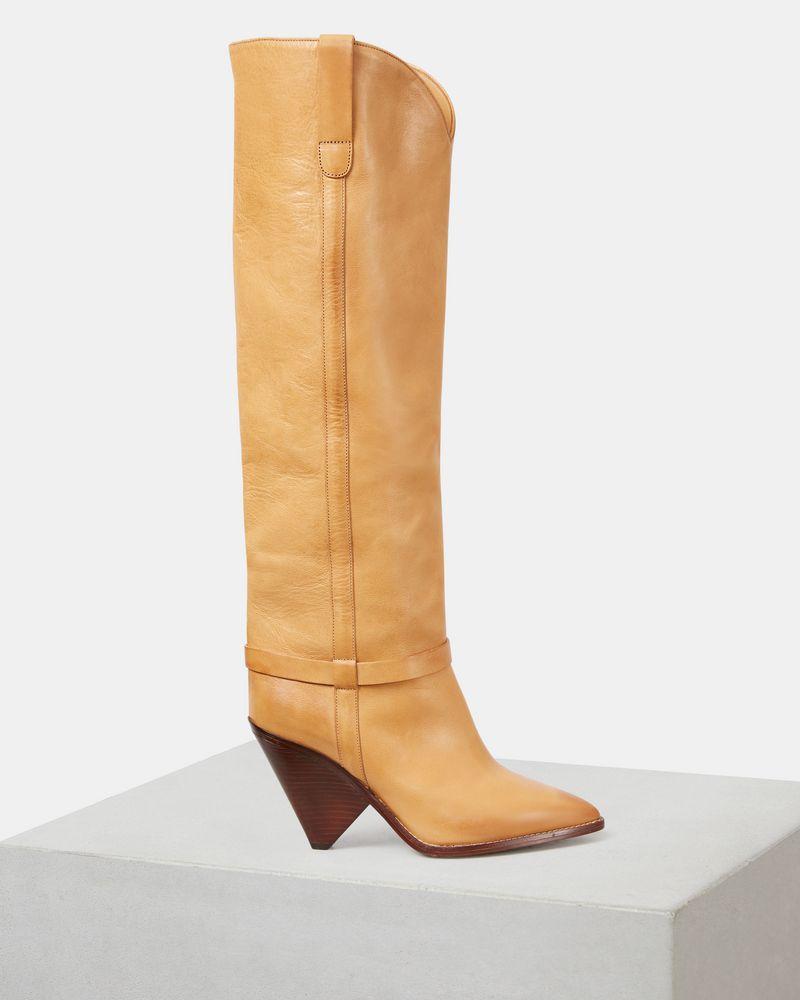 LENSKEE boots ISABEL MARANT