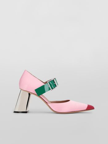 Marni Mary-Jane in calfskin Woman