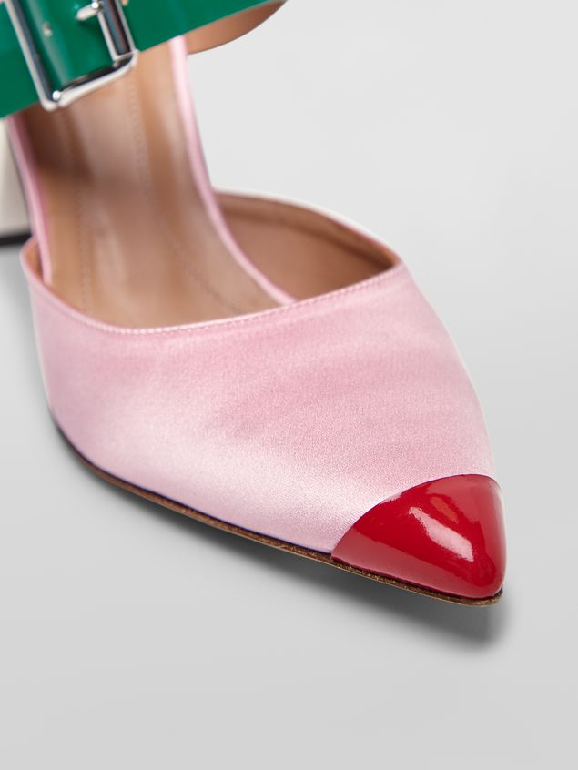 MARNI Mary Jane Shoe Woman Mary-Jane in calfskin a