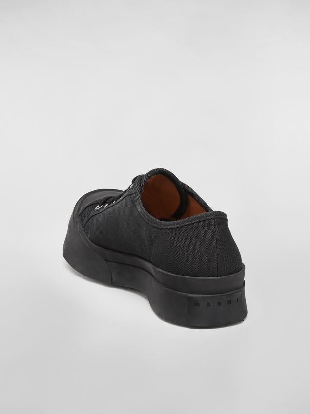Marni Pablo Sneaker in canvas black Man