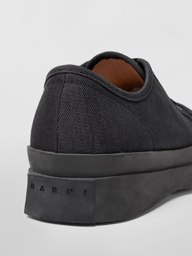 Marni Pablo Sneaker in canvas black Man - 5