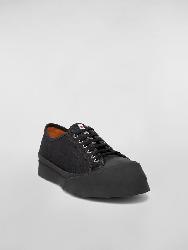 Marni Pablo sneaker in canvas black Man - 2
