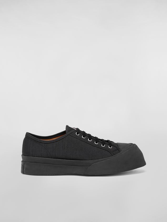 Marni Pablo Sneaker in canvas black Man - 1