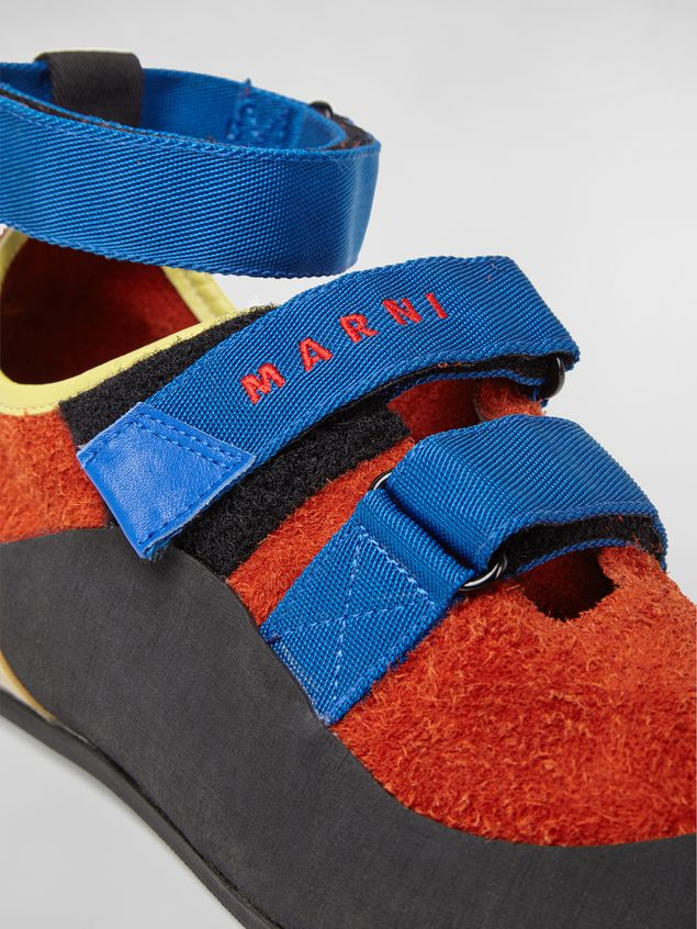 Marni Sneaker in suede Man - 5