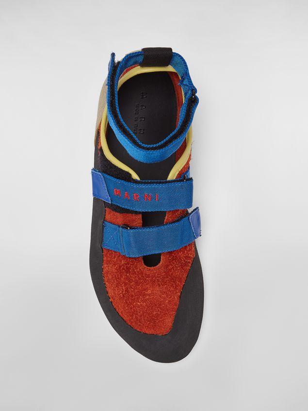 Marni Sneaker in suede Man - 4