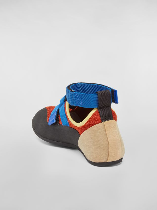 Marni Sneaker in suede Man - 3