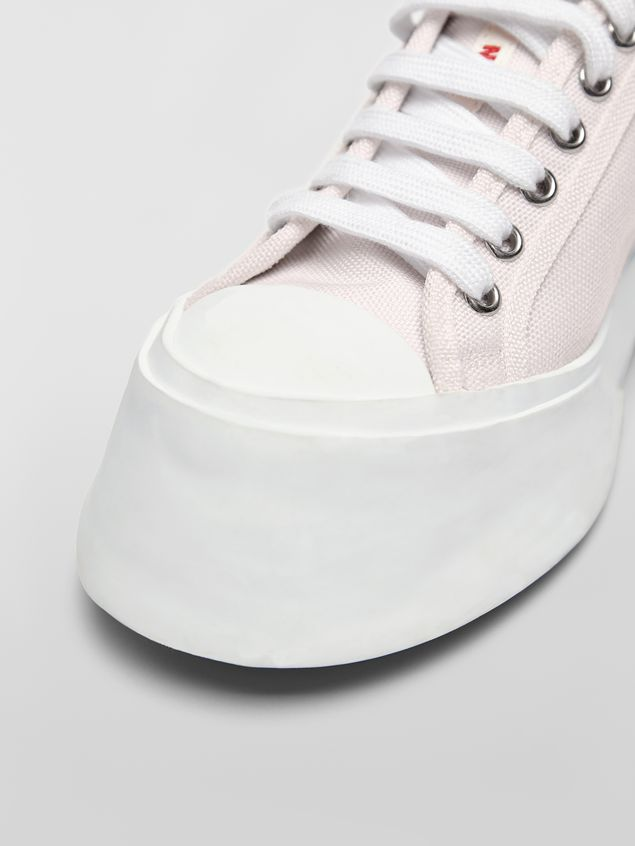 Marni Pablo Sneaker in canvas white Woman - 5