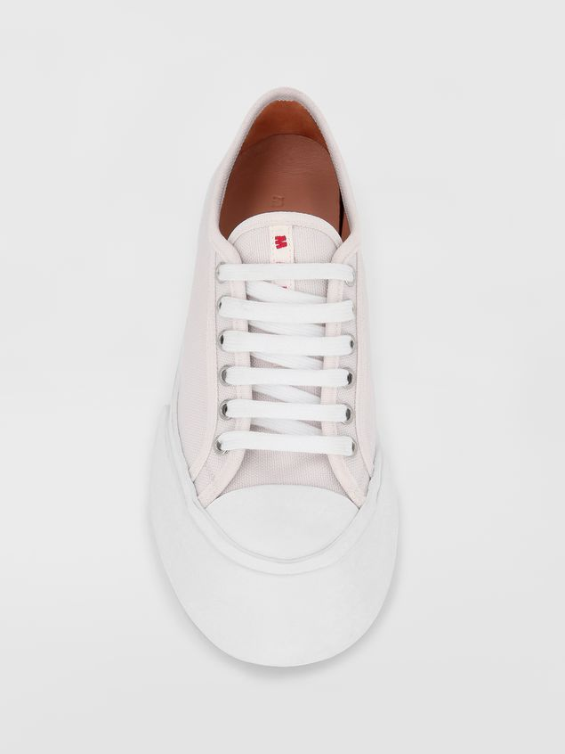 Marni Pablo Sneaker in canvas white Woman - 4