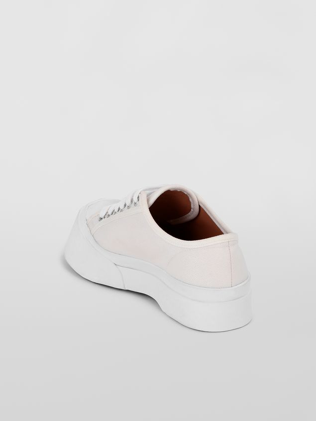 Marni Pablo Sneaker in canvas white Woman - 3