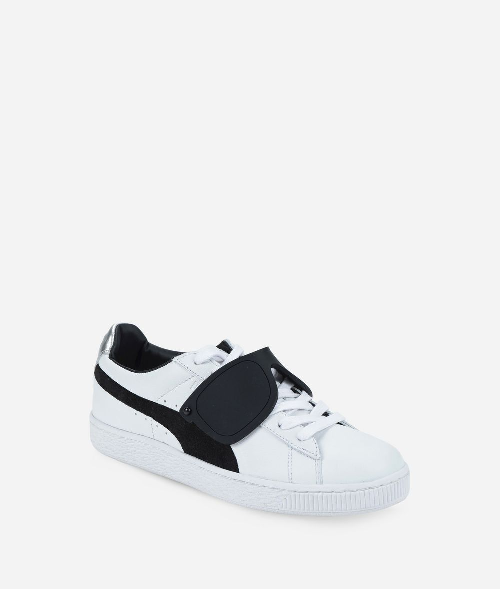plus de photos a111c e675a Collections Sneakers Puma X Karl Classiques En Daim | Karl ...