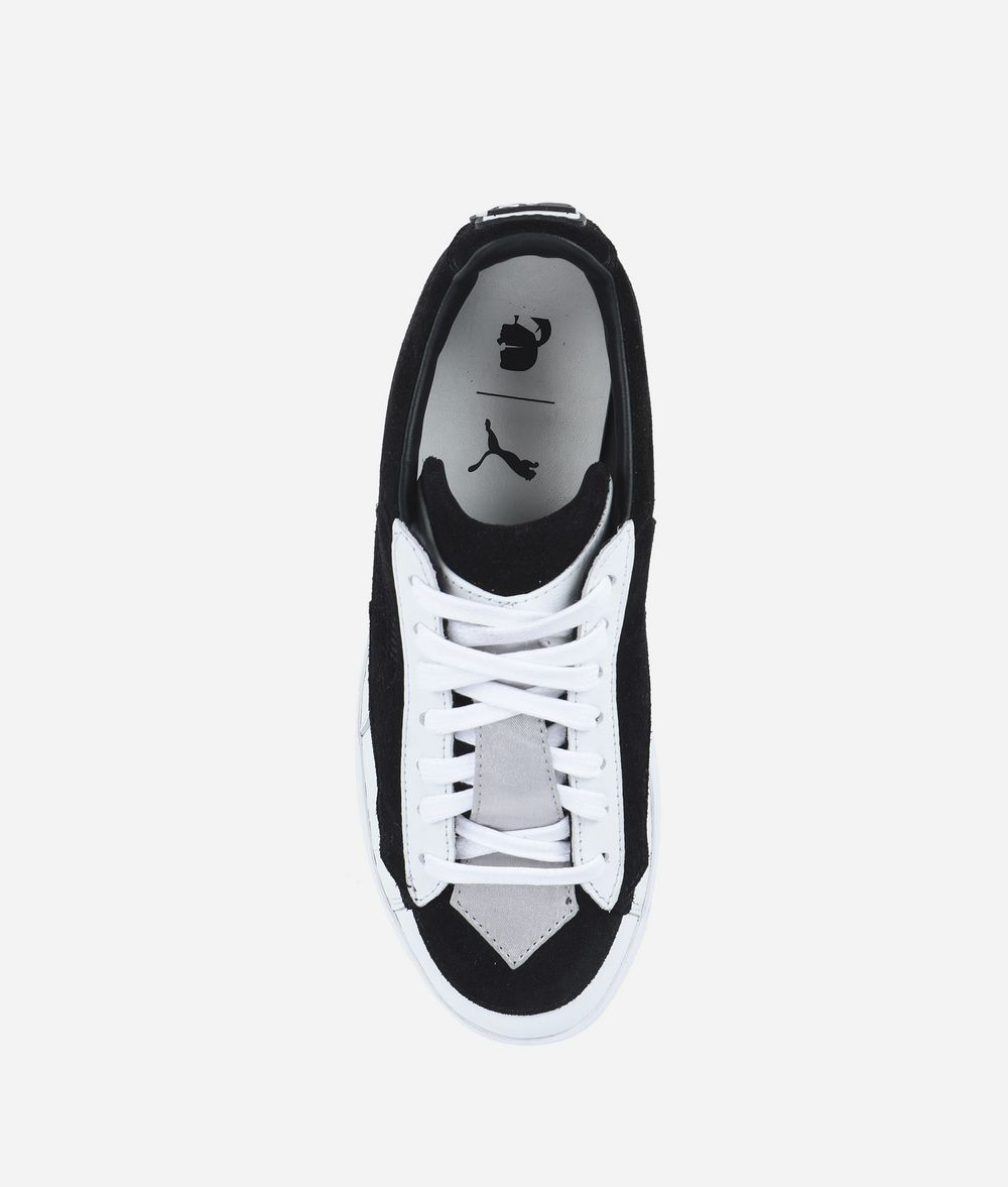 KARL LAGERFELD PUMA x KARL Suede Classic Sneakers E d