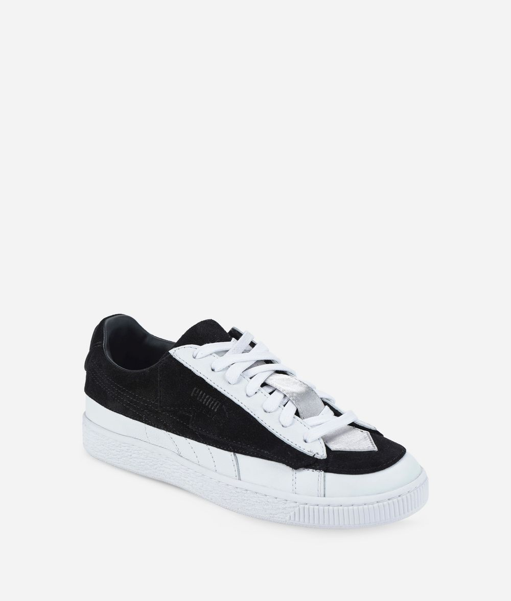 KARL LAGERFELD PUMA x KARL Suede Classic Sneakers E f