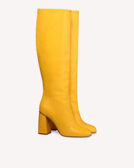 REDValentino Boot Woman QQ0S0B43UTL G74 f