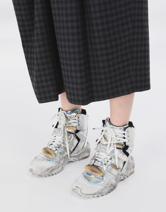 MAISON MARGIELA High-top 'Retro Fit' sneakers Sneakers [*** pickupInStoreShipping_info ***] r